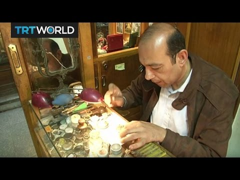 Traditional watchmakers in Cairo | African Art | Showcase