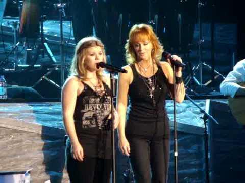 Kelly + Reba - Beautiful Disaster (Grand Rapids 11/08/08)