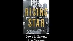 "David Garrow Book Discussion ""Rising Star: The Making of Barack Obama"" (May 22, 2018)"