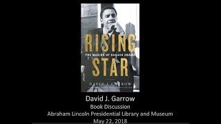 David Garrow Book Discussion