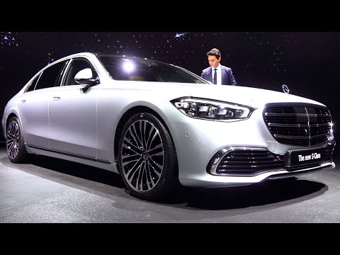 2021 Mercedes S Class - NEW Full Review Interior Exterior Infotainment