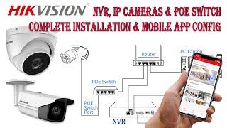 Hikvision Latest Version NVR, …