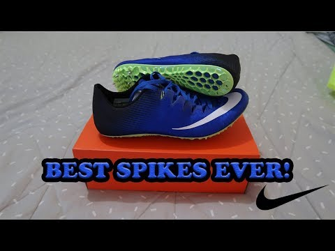 Nike Superfly Elite Racing Spikes Unboxing/Review