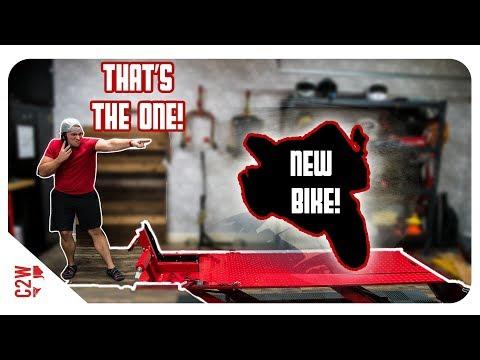 BIDDING on the NEW MOTORCYCLE!! [Wrecked Bike Rebuild - S2 - Ep 01 - Ninja ZX-10R]