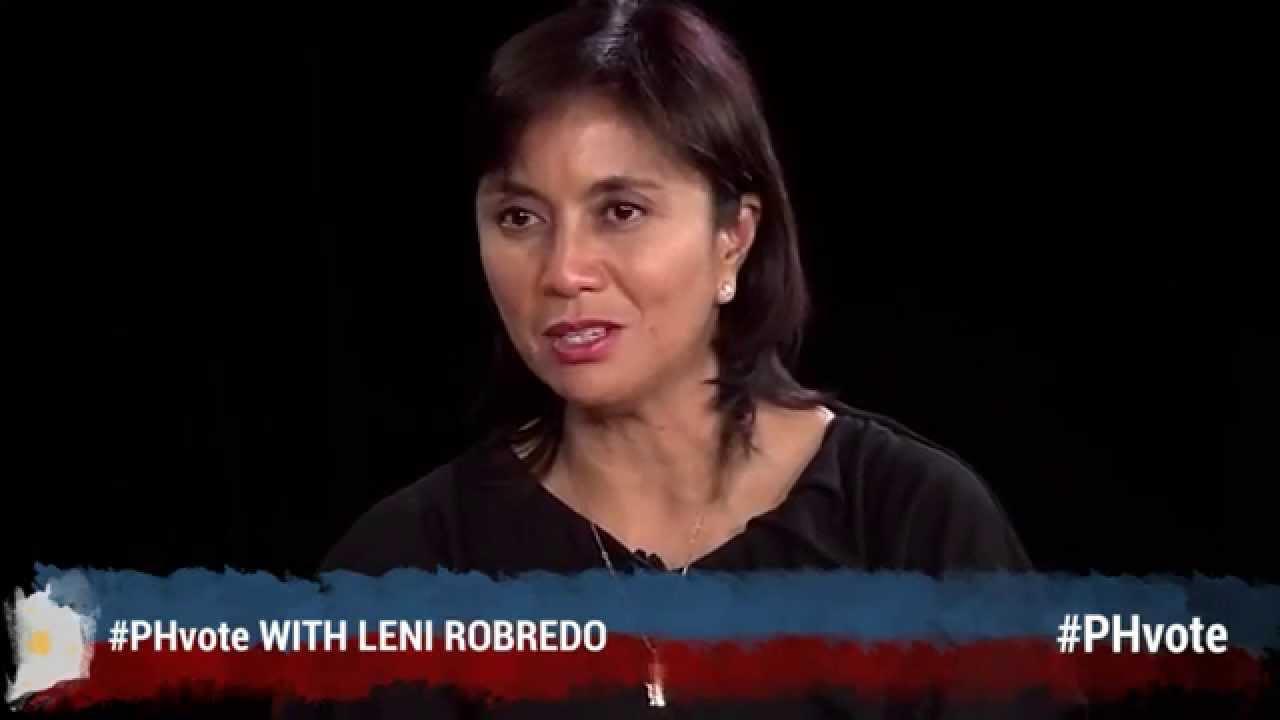 Image result for leni robredo