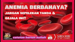 Kurang Darah / Anemia | Kenali tanda dan gejala kurang darah/anemia tanda anemia kurang darah, tanda.