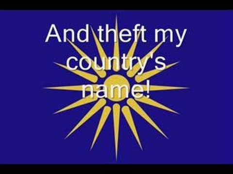 MACEDONIA my land