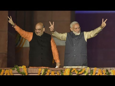 Indian president appoints Modi as new prime minister