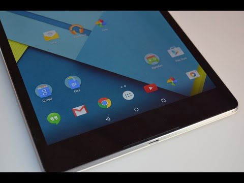 NEXUS 9: unboxing e Anteprima da HDblog.it