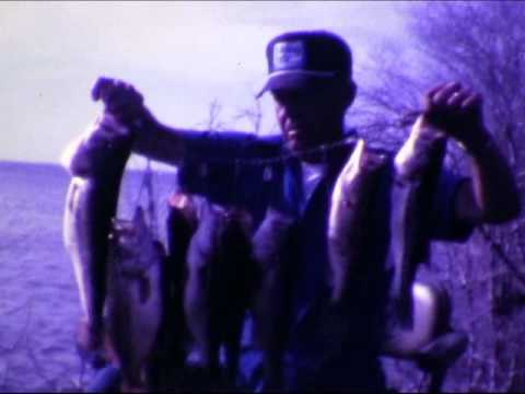 Charlie Brewer early 1970s Mexico short fish clip 4