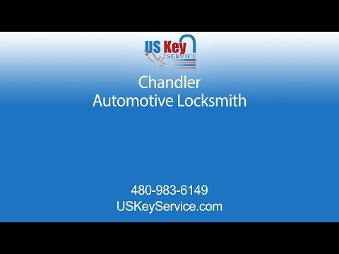 US Key Service, Automotive Locksmiths for Chandler