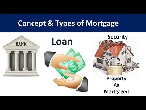 mortgage loan process in hindi | types of mortgages in india