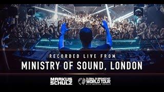 global dj broadcast world tour   ministry of sound london with markus schulz