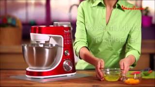 MOULINEX QA403 MasterChef Keukenrobot / Robot de cuisine - Product video Vandenborre.be