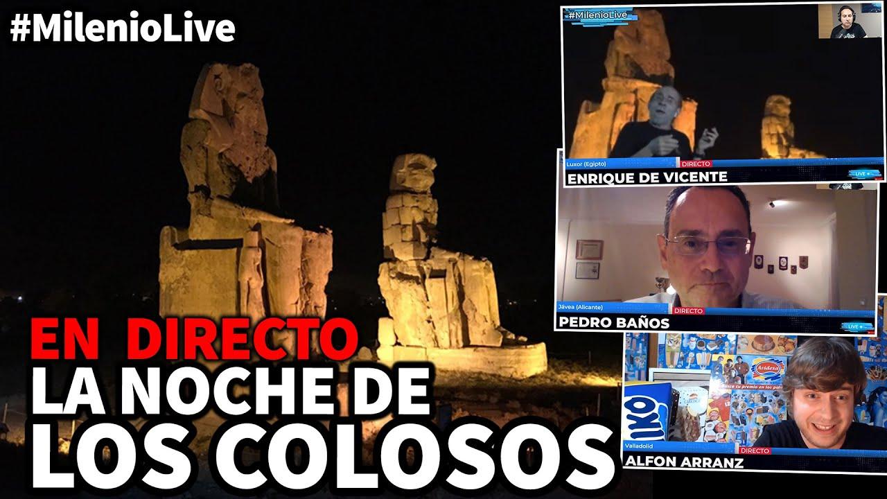 La noche de los Colosos | #MilenioLive | Programa T1x28 (13/04/2019)