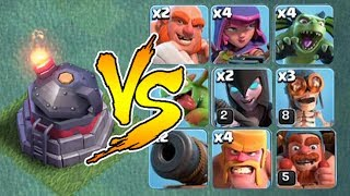 ROASTER VS EVERYONE!! | Clash Of Clans | ISURVIVAL MODE!!
