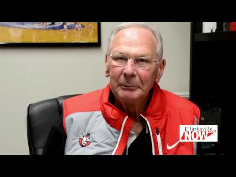 Coach Dave Loos looks back after 500th win