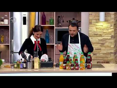 Kulinariuli Dueli Nino Chkheidze & Paata Guliashvili