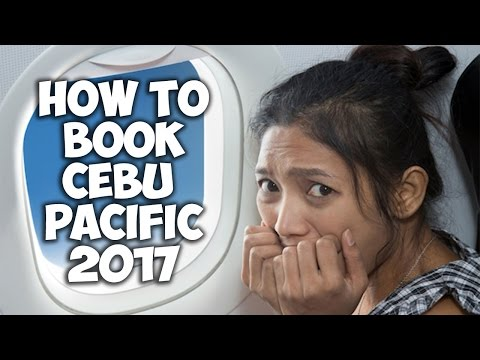 How to Book Cebu Pacific Flight 2017 (No Credit Card Needed)
