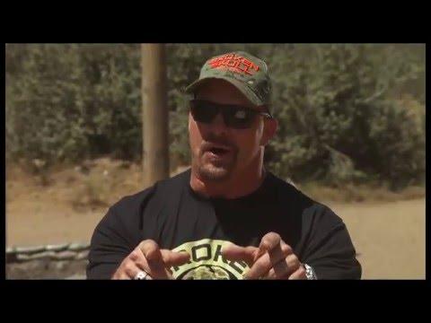 Steve Austin's Broken Skull Challenge - Skullbuster Run Through