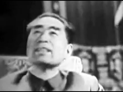 Zhou Enlai Interview in Beijing 1965