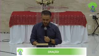 LIVE - IPMN  - ESTUDO BÍBLICO -   TEMA: GENEROSIDADE NO AMOR.    REV. FÁBIO BEZERRA.
