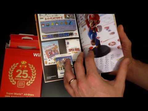 Unboxing Super Mario All-Stars - 25th Anniversary Edition (European)
