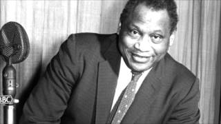 Watch Paul Robeson Mah Lindy Lou video