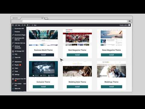 WordPress WD Manager Plugin | WD Manager