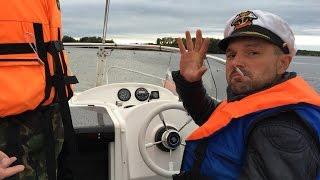 Риболовля на Білому морі або не Тайгові Хроніки#1 ч..0