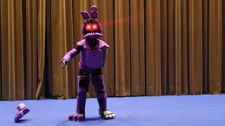Mangafest 2018 - Concurso cosplay - Bonnie - Five Nights at Freddy's (FNAF)