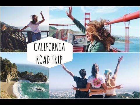 California Road Trip   Travel Diary