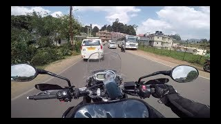 Hyderabad to OOTY on Triumph Tiger | It's 12 Degrees in Summer !!