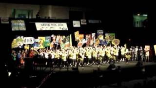 Greek Sing 2011 UK Kappa Delta Performance