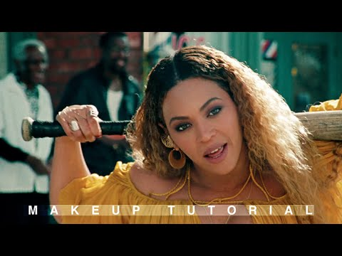 Beyonce Inspired LEMONADE Makeup Tutorial