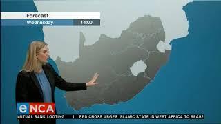 #MorningNewsToday weather forecast
