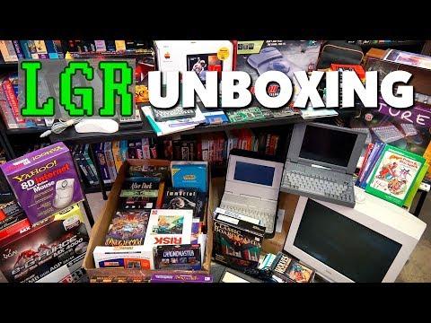 LGR - Opening Stuff You Sent Me! September 2017