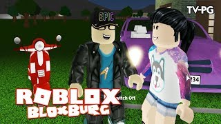 I GOT MY MOPED & MORNING WORKOUT!! Roblox Bloxburg
