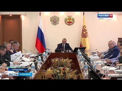 Михаил Игнатьев провёл совещание по противодействию коррупции
