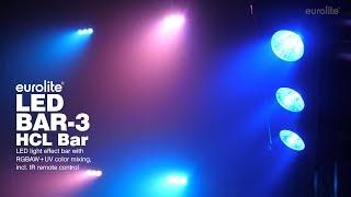 EUROLITE LED BAR-3 HCL Bar