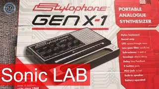 Dubreq Stylophone Gen X-1 Mini Synth - Review