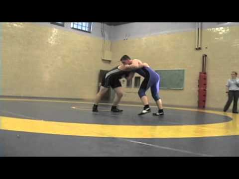 2010 Western Open: 90 kg Shawn Wheatley vs. Landon Squires