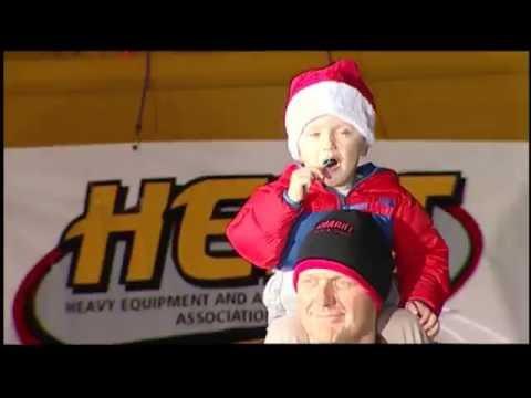 2016 Winnipeg Santa Claus Parade