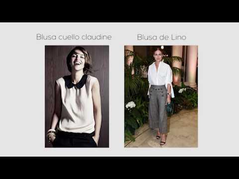 7 tipos de blusas blancas y como llevarlas