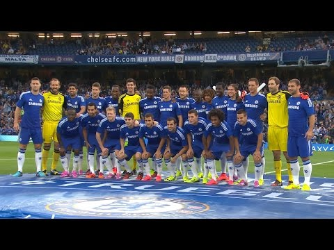 Chelsea F.C. songs: A COMPLETE ALBUM COLLECTION