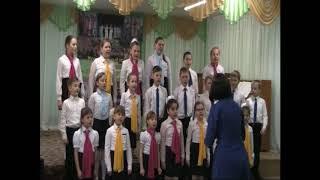 Почему сороконожки опоздали на урок  Младший хор