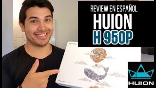 REVIEW EN ESPAÑOL TABLETA HUION H950P