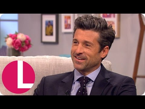 Patrick Dempsey Talks Bridget Jones's Baby And Grey's Anatomy | Lorraine
