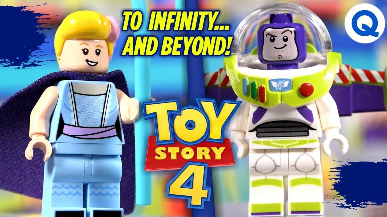 Lego Toy Story 4 Buzz Woody S Carnival Mania 10770 Speed Build