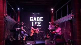 Gabe Lee - Lyra (ft. Lucciana Costa) Live at The Back Corner